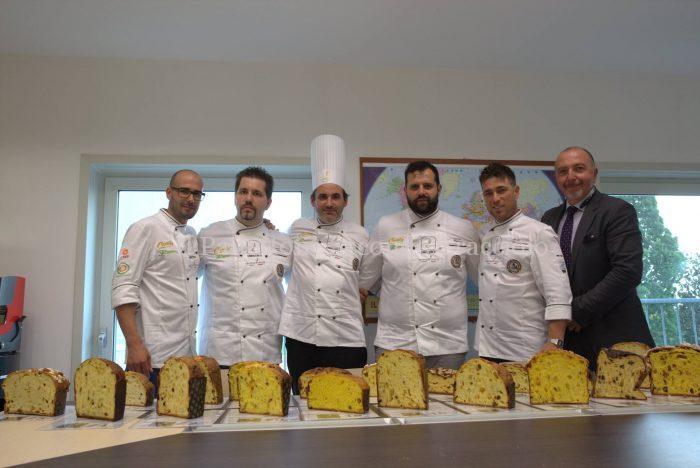 Mattia Masala, Emanuele Grecchi, Denis Dianin, Armando Palmieri, Alberto Campagnolo e #CesareMaccarinelli (Cesarin Spa)