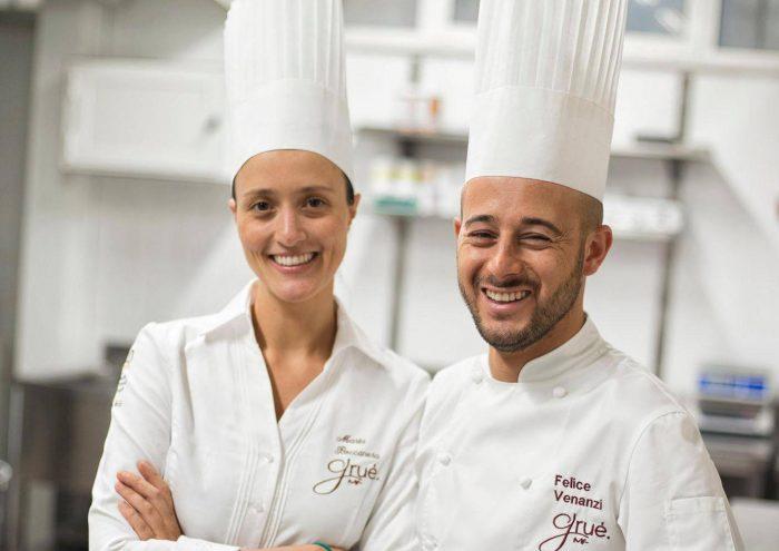 Felice Venanzi e Marta Boccanera