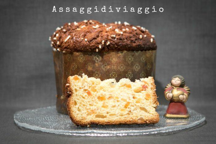 """#panettone realizzato dal #foodbloggers """"Assaggi di Viaggio"""""""