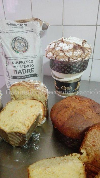 Panettone Contest 2017 Fase2 - Pasticceria Orefice