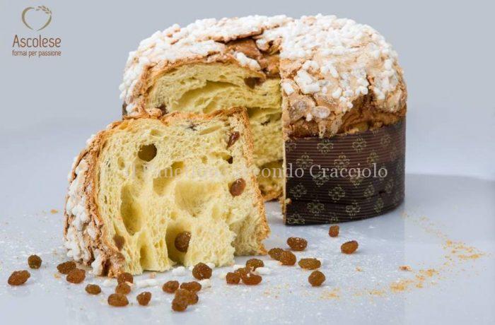 Panettone Secondo Caracciolo Contest 2017 – Fiorenzo Ascolese (Panificio Ascolese)