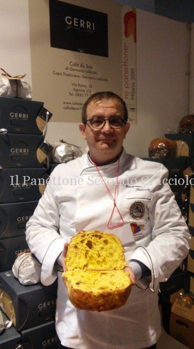 Panettone Secondo Caracciolo Contest 2017 – Gerri Labbate
