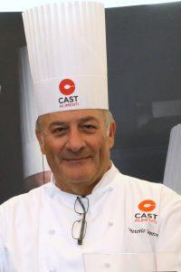 Vittorio Santoro direttore di CAST Alimenti
