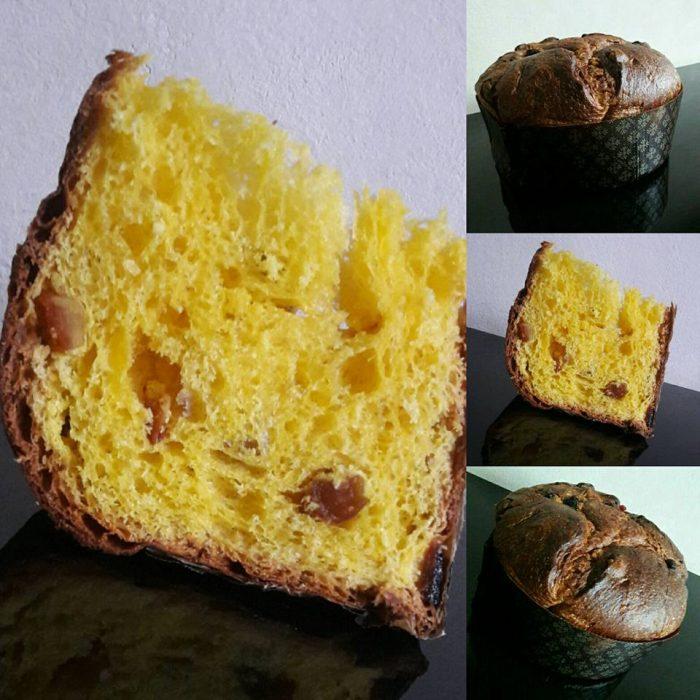 """#panettone realizzato dal #foodbloggers """"Le Torte di Samy"""""""
