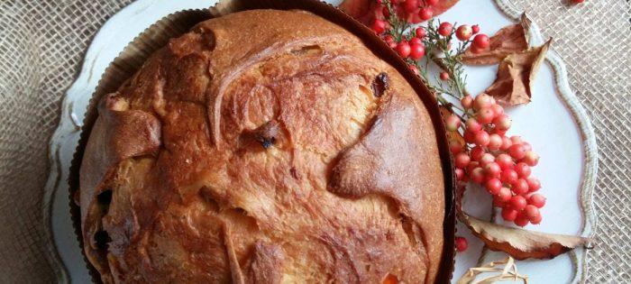 """#panettone realizzato dal #foodbloggers """"Mina e le sue ricette del Cuore"""""""